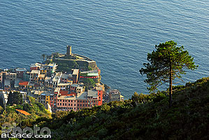 Photos de Vernazza en Ligurie, Italie