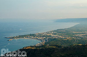 Photo : Giardini Naxos, Sicile, Italie
