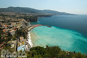 Photo : Sorrento, Campanie, Italie