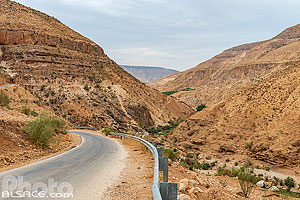 Photo : Wadi al Wala, Madaba, Jordanie