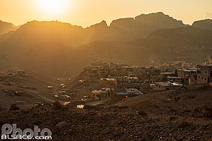 Photo : Village de Uum Sayhoun, Ma'an, Jordanie