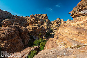 Photo : Siq al-Barid (Little Petra), Ma'an, Jordanie, Ma'an, Jordanie