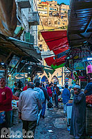 Photo : Souk aux fruits et légumes, Downtown, Amman, Jordanie