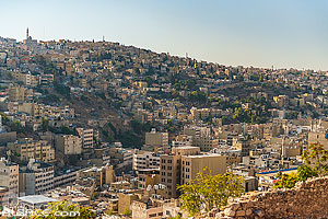 Photo : Amman, Jordanie