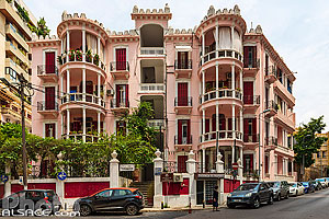 Photo : Pension Hayete, Rue Chukri Assali, Achrafieh, Beyrouth, Liban