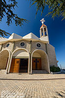 Photo : Eglise Saint-Charbel, Annaya, Mont-Liban, Liban