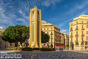 Place de l'Etoile (Nejmeh Square), Marfaa, Centre-Ville de Beyrouth, Beyrouth, Liban, Beyrouth, Liban