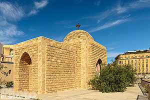 Chapelle Al Nourieh (Lady of the Light) Shrine, Marfaa, Centre-Ville de Beyrouth, Beyrouth, Liban