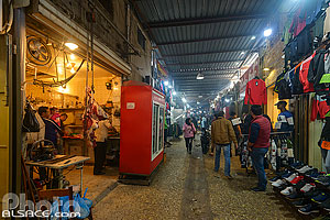 Photo : Souk de Tyr, Tyr (Sour), Liban-Sud, Liban