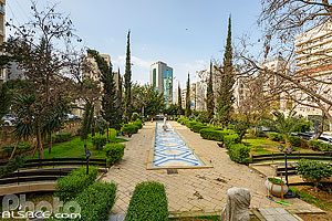 Photo : Parc Saint-Nicolas, Remeil, Beyrouth, Liban