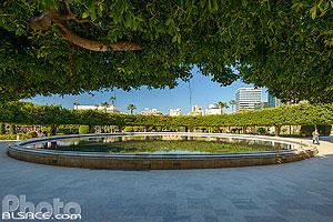 Parc Sanayeh (Plus vieux jardin public de Beyrouth), Moussaitbé, Beyrouth, Liban, Beyrouth, Liban
