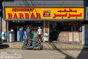 Photo : Restaurant Barbar, Hamra, Ras Beyrouth, Beyrouth, Liban
