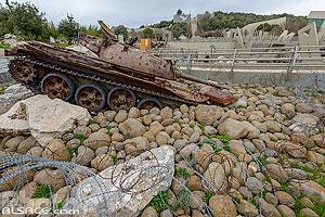 Mleeta Resistance Tourist Landmark (Musée de la résistance gerée par le Hezbollah), Mleeta, Nabatieh, Liban, Nabatieh, Liban