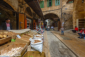 Photo : Souks de Tripoli, Tripoli, Liban-Nord, Liban