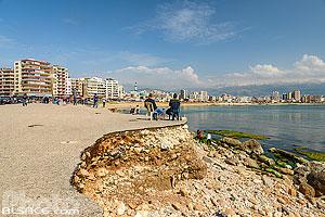 Photo : Corniche et littoral de El-Mina, El-Mina, Liban-Nord, Liban