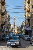 Photo : Tour de l'Horloge Sultan Abdul Hamid, Tripoli, Liban-Nord, Liban, Liban-Nord, Liban