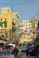 Photo : Rue Fadel Saadoun, Tripoli, Liban-Nord, Liban