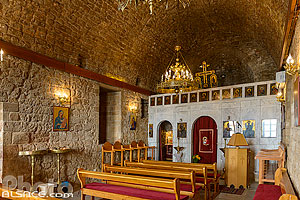 Photo : Eglise Notre-Dame de la Mer (Our Lady of the Sea Church ou Saydet al Bahr), Batroun, Liban-Nord, Liban