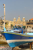 Photo : Port de Batroun, Batroun, Liban-Nord, Liban