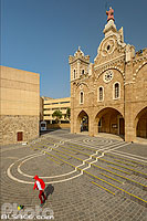 Photo : Cathédrale maronite Saint-Etienne (Mar Estephan), Batroun, Liban-Nord, Liban, Liban-Nord, Liban