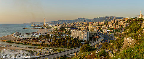 Photo : Zouk Mosbeh, Mont-Liban, Liban