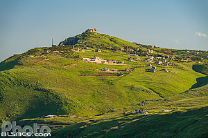 Forteresse de Beaufort (Château de Beaufort ou Qala'at ash-Shqif) et village d'Arnoun, Nabatieh, Liban, Nabatieh, Liban