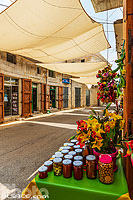Photo : Souk de Douma, Liban-Nord, Liban