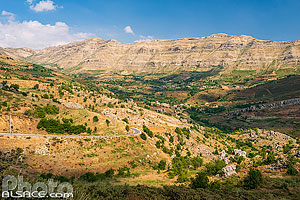 Photo : Montagne du Mont Liban, Tannourine, Liban-Nord, Liban