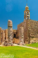 Couvent de Deir El Qalaa (Couvent de la Citadelle), Beit Mery, Mont-Liban, Liban, Mont-Liban, Liban