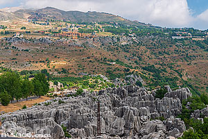Photo : Faqra, Mont-Liban, Liban, Mont-Liban, Liban