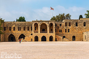 Photo : Palais de Beiteddine, Beiteddine, Mont-Liban, Liban