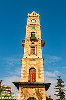 Photo : Tour de l'Horloge Sultan Abdul Hamid, Tripoli, Liban-Nord, Liban