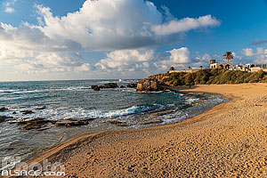 Photo : Plage de Tyr, Tyr (Sour), Liban-Sud, Liban