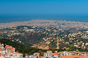 Photos de Aley en Mont-Liban, Liban
