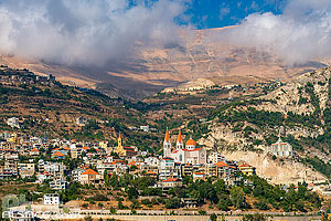 Photos de Bcharré en Liban-Nord, Liban
