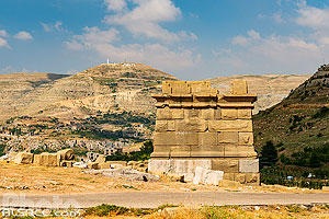Photos de Faqra en Mont-Liban, Liban