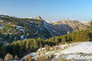 Photos de Tannourine en Liban-Nord, Liban