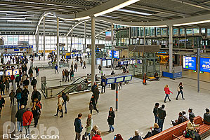 Photo : Gare d'Utrecht-Central (centraal station), Utrecht, Pays-Bas, Utrecht, Pays-Bas