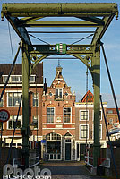 Photo : Delfshaven, Rotterdam, Zuid-Holland, Pays-Bas, Zuid-Holland, Pays-Bas