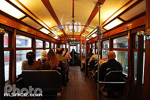 Photo : Tramway n°28, Lisboa, Portugal