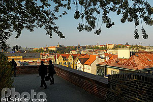 Photo : Citadelle de Vysehrad, Prague, République tchèque