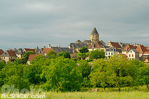 Photos du village de Saint-Robert en Limousin