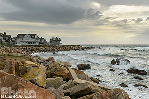 Photo : Weekapaug Point, Westerly, Rhode Island, Etats-Unis