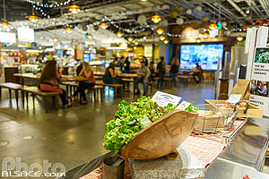Boston Public Market, Boston, Massachusetts, Etats-Unis