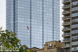 Millennium Tower, Boston, Massachusetts, Etats-Unis