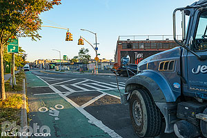 Franklin Street, Greenpoint, Brooklyn, New York, Etats-Unis
