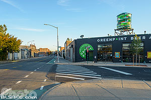Photo : Greenpoint Beer and Ale, North 15th Street, Greenpoint, Brooklyn, New York, Etats-Unis