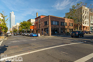 Photo : Berry Street et North 6th Street, Williamsburg, Brooklyn, New York, Etats-Unis