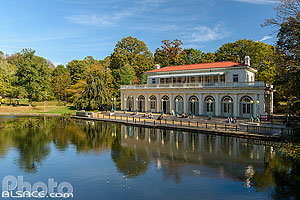 Photo : Prospect Park Audubon Center, Prospect Park, Brooklyn, New York, Etats-Unis