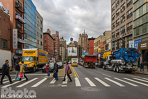 Photo : Canal Street, Chinatown, Manhattan, New York, Etats-Unis
